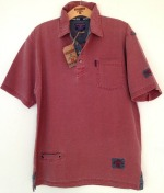 Short Sleeved Cotton Deck Shirt